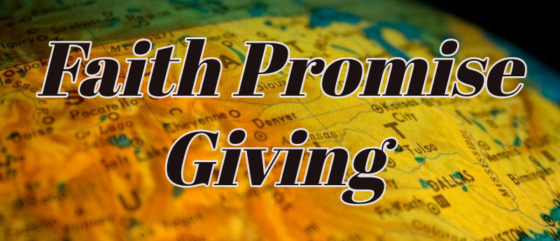 Faith Promise Giving